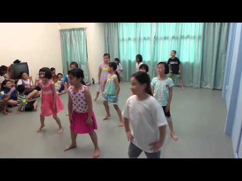 Zumba Kids LENTO with Zin Agnes (Yet Hee Lee)