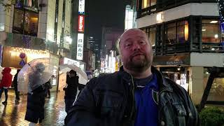 Happy Thanksgiving from Japan! Long Travel Videos Back Next Week