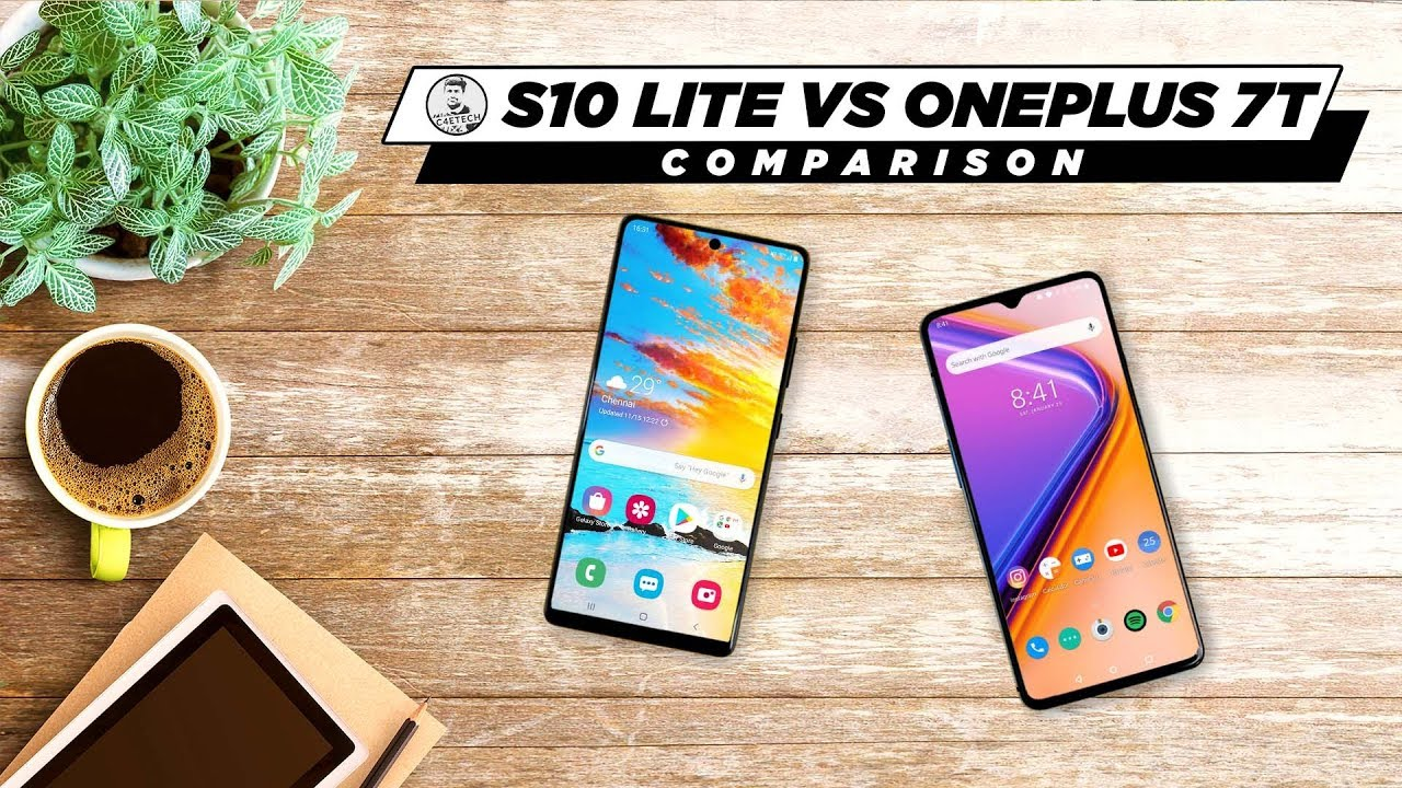 """Samsung Galaxy Flagship Killer""? - S10 Lite better than the Oneplus 7T?"