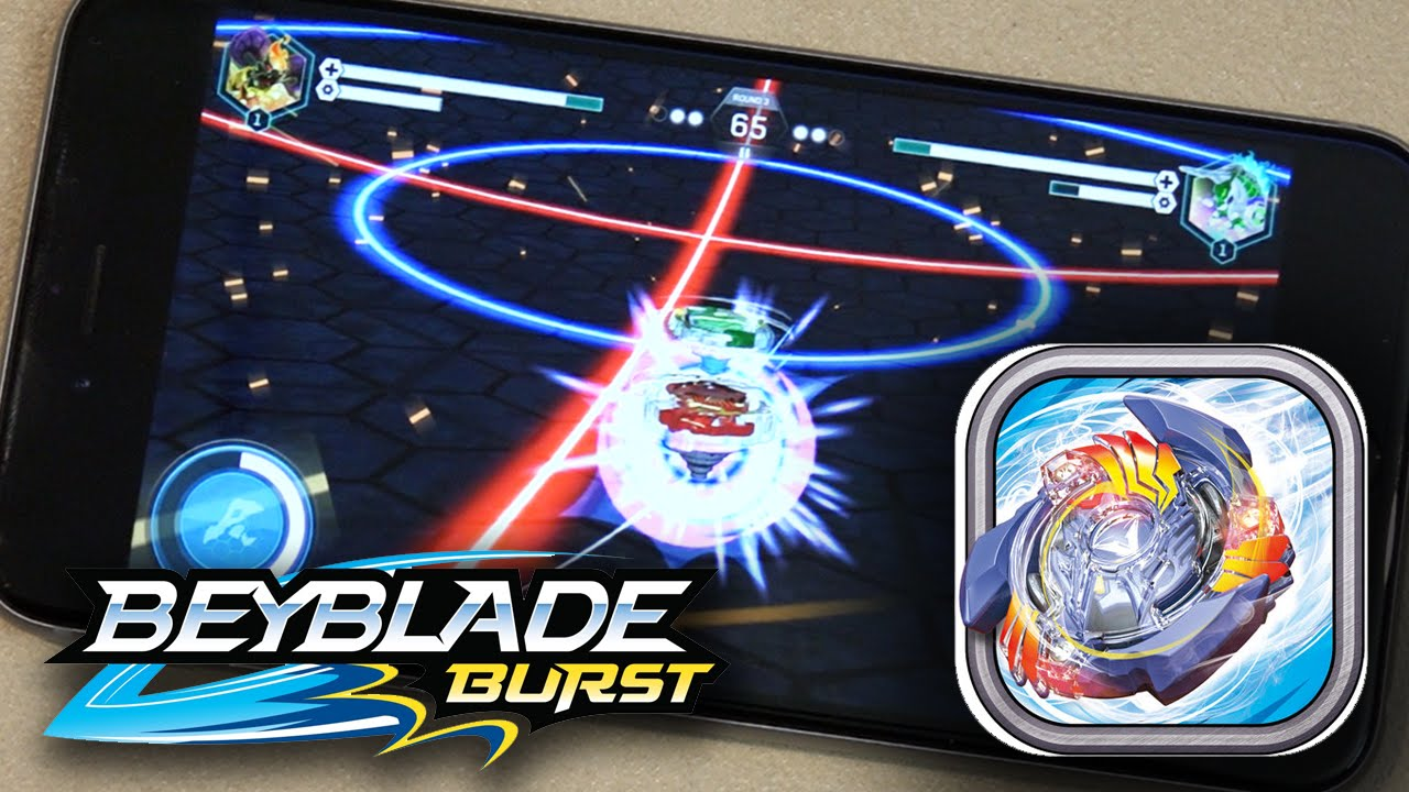 beyblade app game