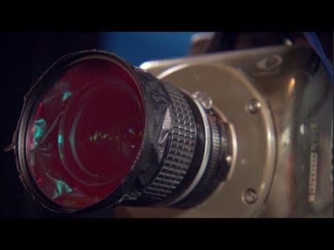 La caméra haute vitesse