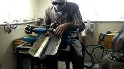 Oregon Welding steel boll