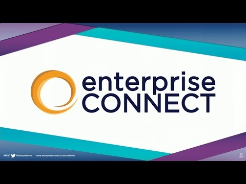 Enterprise Connect 2017 | Tom Weiland of AWS Announces Amazon Connect