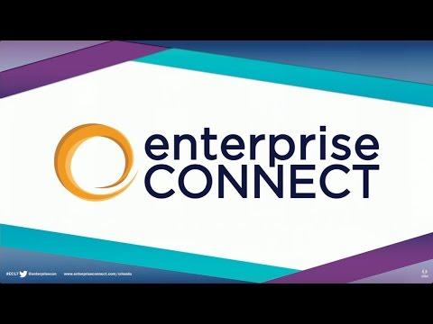 Enterprise Connect 2017 | Tom Weiland of AWS Announces Amazon Connect