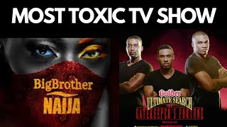 THE MOST TOXIC TV SHOW vs THE BEST TV SHOWS IN NIGERIA | FRANKLY SPEAKING WITH GLORY ELIJAH | FSWG