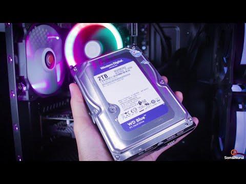 video kali ini akan membahas cara mengganti ssd di laptop, dan memasang hardisk caddy sebagai hardis.