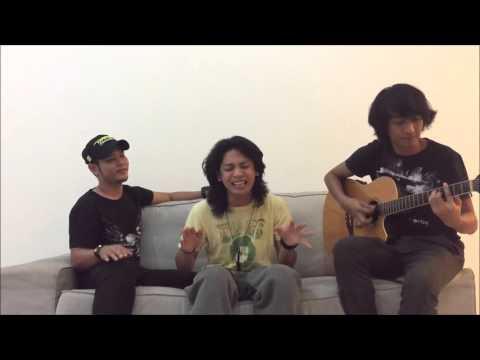 Slam - Kembali Merindu and Mentari Muncul Lagi medley (Akustik with Kecik and Zwen)