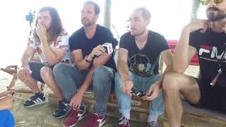 Baixar bastille interview with mcm at lollapalooza paris 2018