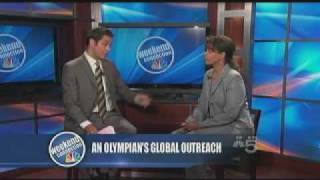 Dr. Debi Thomas Promotes Humanitarian Mission for WOGO