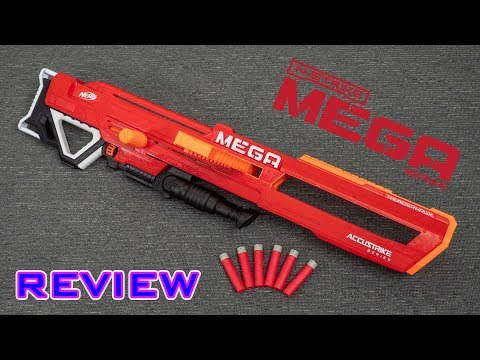 [REVIEW] Nerf Accustrike