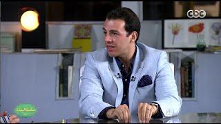 بالفيديو.. رامي رضوان يسأل 'إسعاد يونس' عن رأيها في 'دنيا سمير غانم'.. شاهد الرد