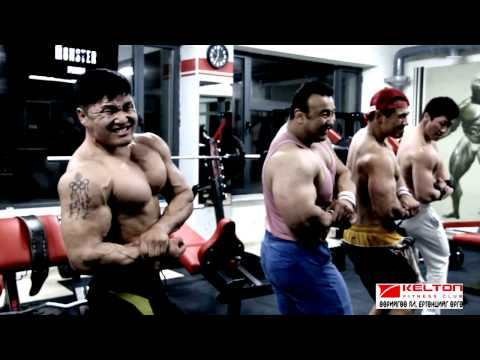 Kelton fitness club Mongolian fitness motivation
