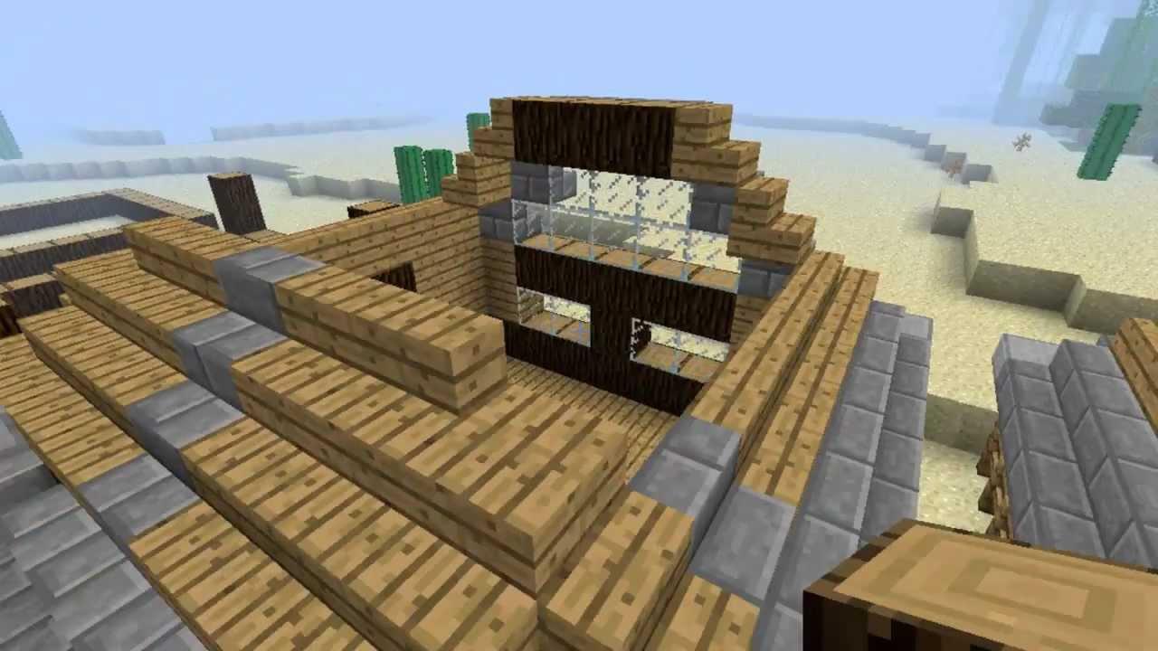 Tuto FRFaire une belle maison dans Minecraft - YouTube