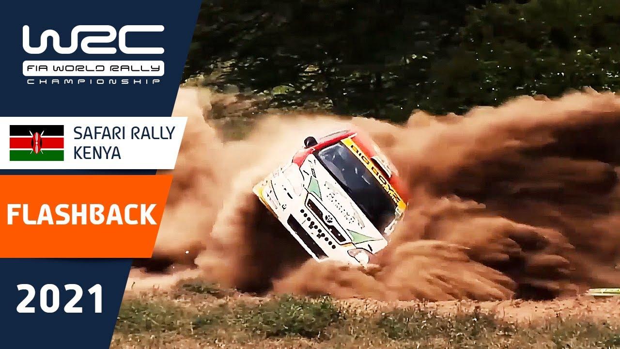 Kenya hosts World Safari Rally Championship (WRC),about 15 countries participating