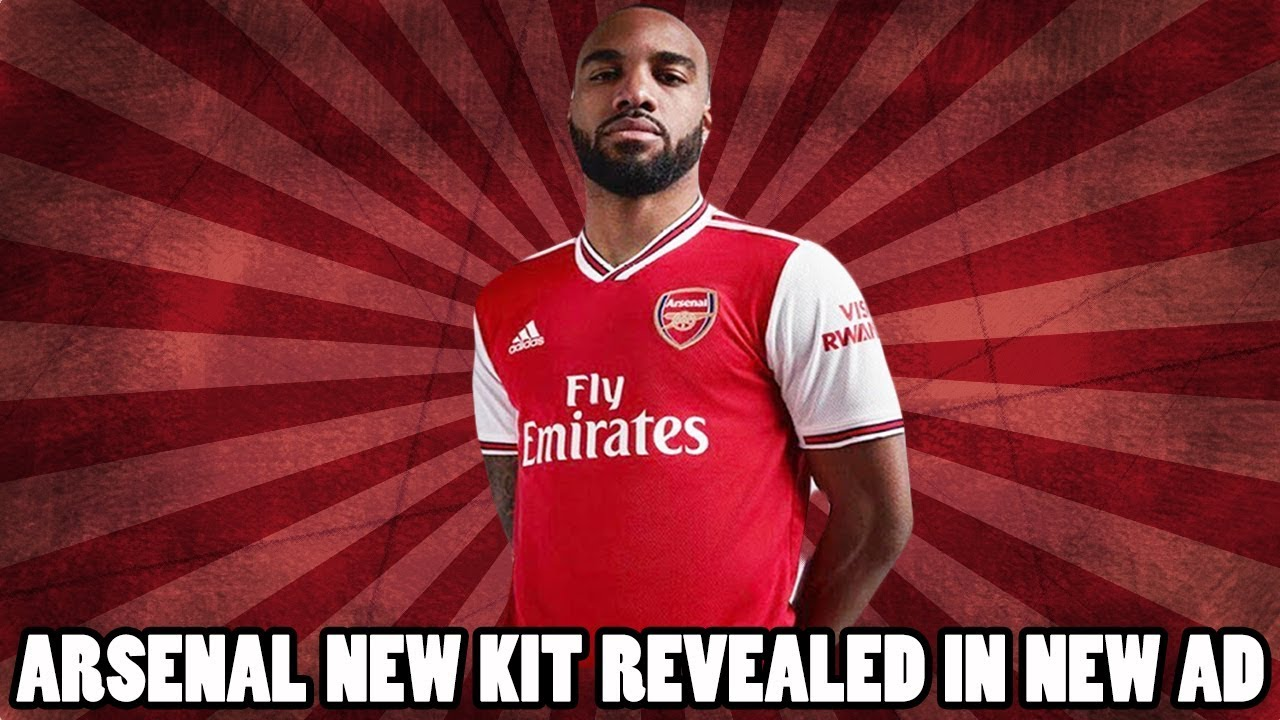 timeless design f1f37 1f310 OFFICIAL: Arsenal New Adidas Kit For 2019/20 Season Leaked