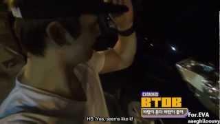 [ENG SUB HD] 120705 MTV Diary - BTOB Ep 8