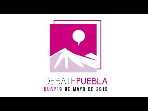 Ve aquí el DEBATE Puebla. 2019.