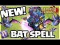 NEW - BAT SPELL! Clash of Clans UPDATE Sneak Peek #2 | CoC |