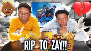 WHAT WE THINK HAPPENED TO ZAY💔 RIP| MUKBANG