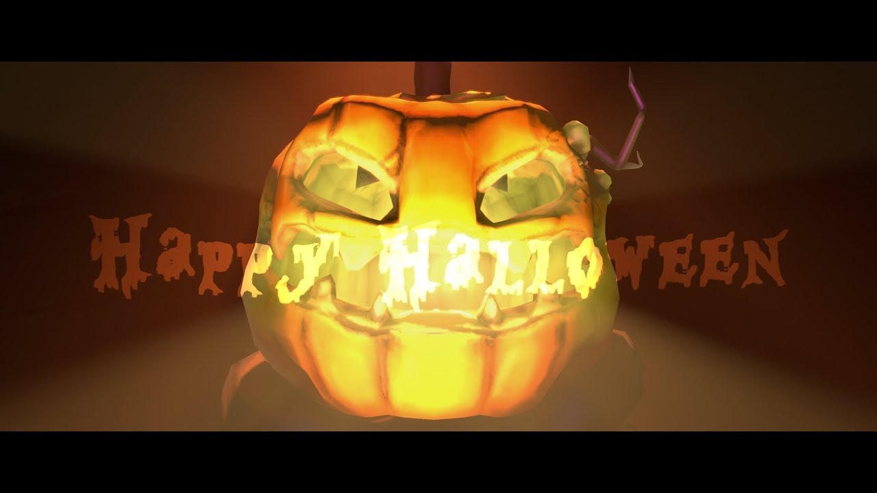 SFM - Happy Halloween