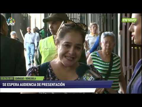 Venezuela - Ofrecen declaraciones ante audiencia de Roberto Marrero  - VPItv