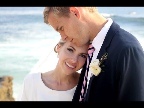 Amazing LDS wedding! Beach, San Diego, Epicness