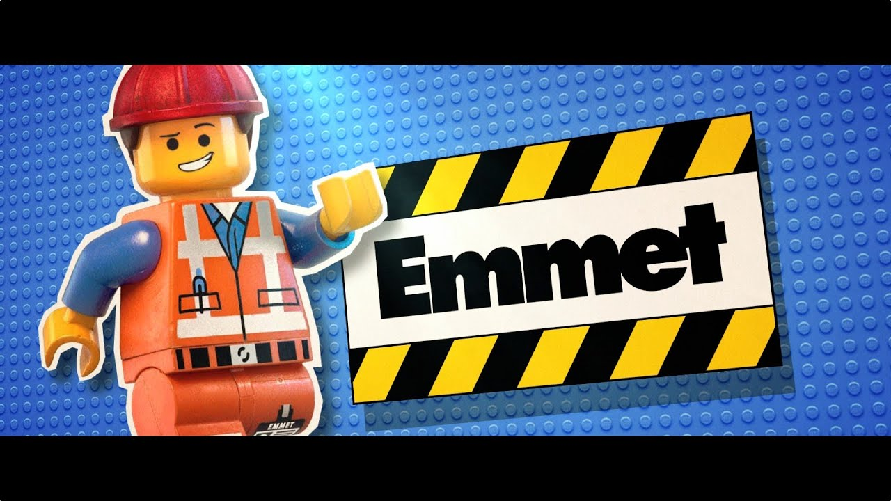 The Lego Movie Meet Emmet Hd Youtube