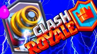 Clash Royale - CHEAPEST Sparky Giant Possible!