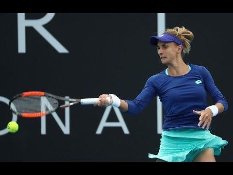 2018 Hobart International Semifinals | Shot of the Day | Lesia Tsurenko
