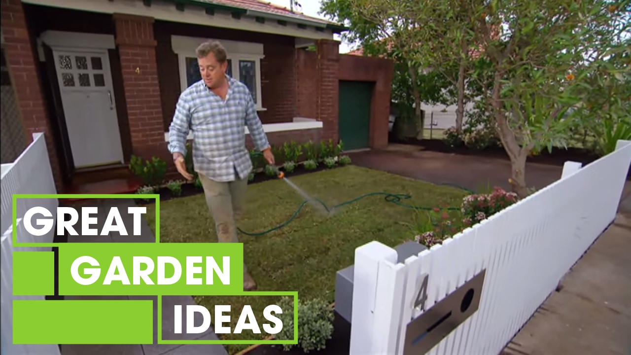 Contemporary Front Yard Makeover  Gardening  Great Home Ideas  YouTube
