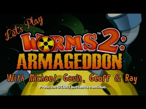 Lets Play - Worms 2: Armageddon Episode 1