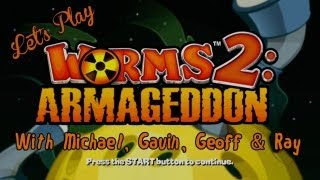 Let's Play - Worms 2: Armageddon Episode 1