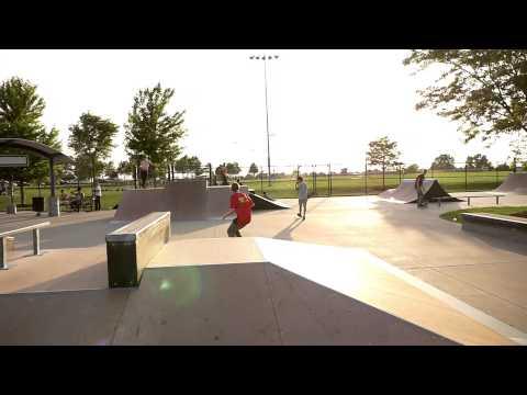 Tyler Pollack - Real World (Music Skate Video)