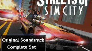 Streets of SimCity Complete Soundtrack 23 Tracks