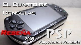 Reseña del PSP PlayStation Portable