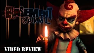 Review: Basement Crawl (PlayStation 4)