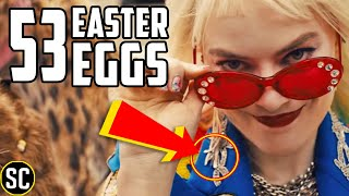 Birds of Prey Trailer: EVERY Easter Egg, Reference + Things You Missed