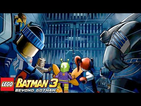 LEGO Batman 3 Beyond Gotham - DLC Suicide Squad / Esquadrão Suicida