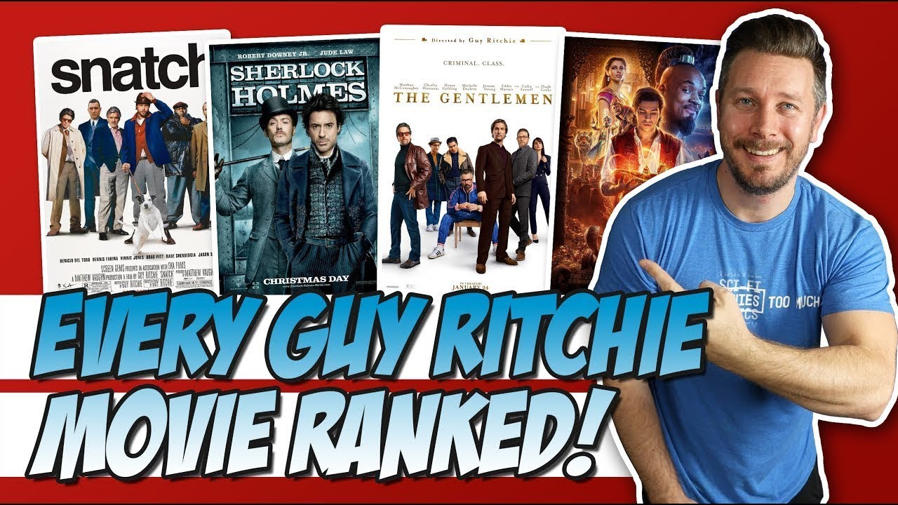 Download All 11 Guy Ritchie Films Ranked!