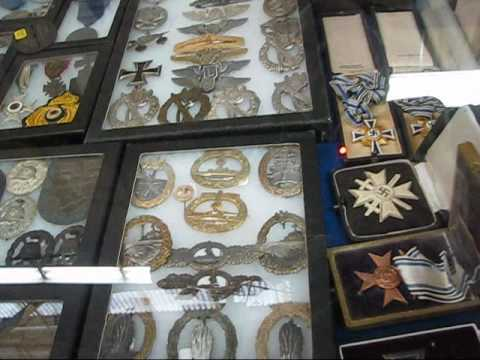 Weapons, Ammo, and Militaria at Allentown PA Vol  2