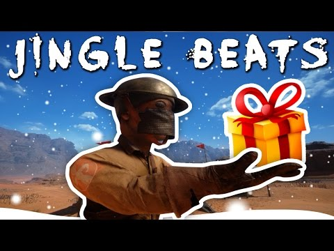 BF1 Song - Jingle Beats | Christmas Medley With Only Battlefield 1 Sounds