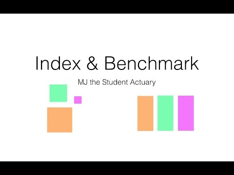 Index & Benchmark Whats The Difference?