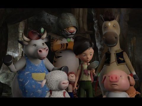 трейлер мультфильма - Где дракон?  Long zai na li (2016) Дублированный трейлер мультфильма (Full HD)