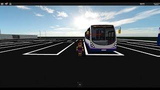 Roblox Canterbury & District Bus Simulator Wright streetlite