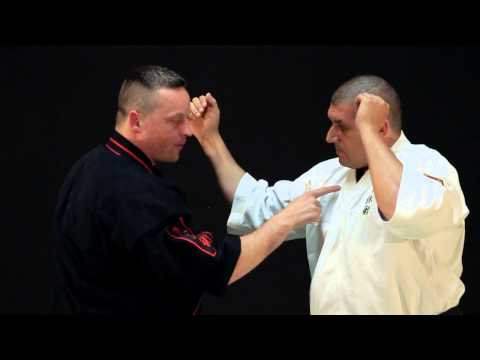 Kyusho Waza vital points 3 - Human body's natural weapons - Pressure Points