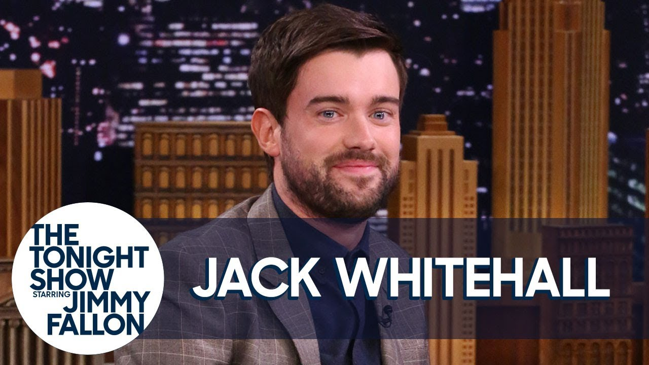 Jack Whitehall Had an Uncredited Role in Disney's Frozen