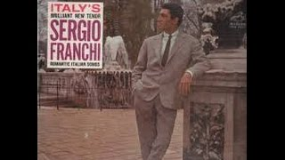 Sergio Franchi Romantic italian Songs -- Funiculì, funiculà /  RCA VICTOR 1962