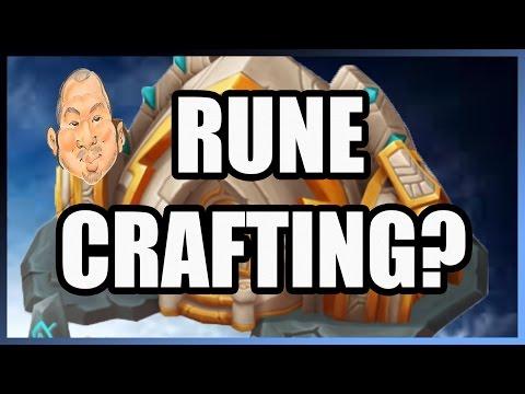Rune Crafting Guide