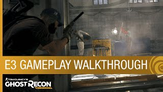 Tom Clancy's Ghost Recon Wildlands Gameplay Walkthrough: El Pozolero Takedown Mission - E3 2016 [US]