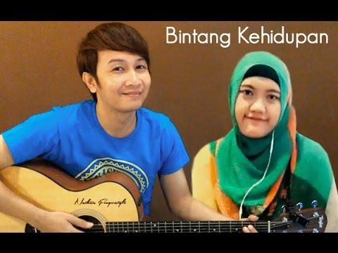 Nathan Fingerstyle & Giyanti Han (cover) Bintang Kehidupan